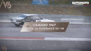 Essai Camaro 1967 - Toute la puissance du V8