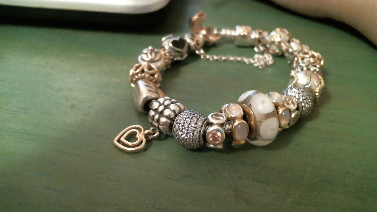 PANDORA CHARMS TOP 5 PART 1