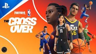 Fortnite - The NBA Arrives   PS5, PS4
