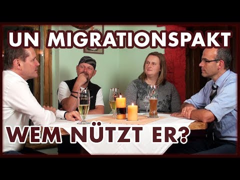 Diskussion: Der UN Migrationspakt und seine Folgen