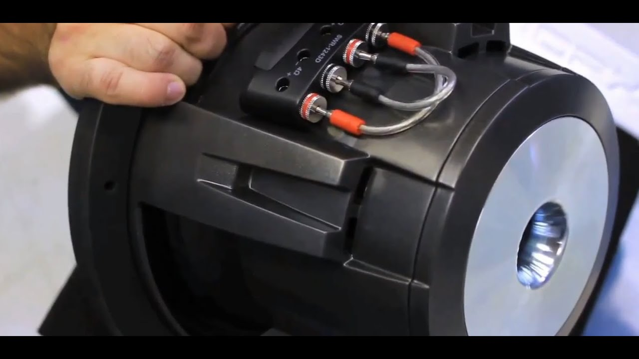 Speaker Wiring Diagram Dual Voice Coil Zen Car Alarm System What Is A Subwoofer Audio Youtube