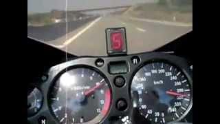 Suzuki hayabusa maxspeed 最高速