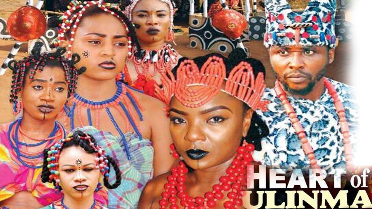 Download Heart Of Ulinma Season 6  - 2017 Latest Nigerian Nollywood Movie