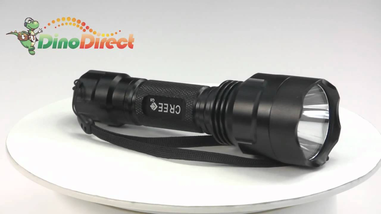 3X Q5 LED Tactical Flashlight 3000 Lm TRight Torch Lamp Mini Pen Light AAA TR