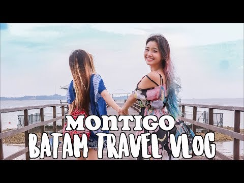 Follow me to Montigo Resorts in Batam, Indonesia [Travel Vlog] | Julynnlau