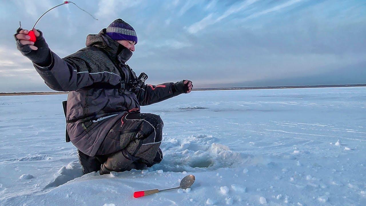 Рыбалка первый лед 2019