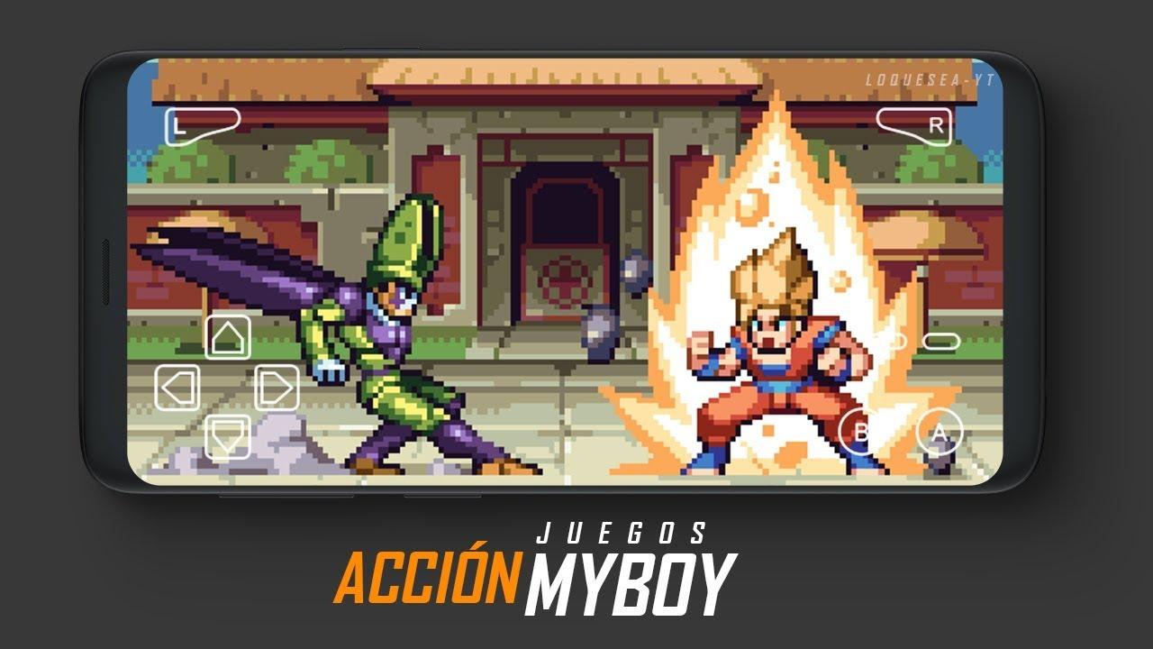 Top 15 Juegos Gba Myboy Accion Aventura Para Android Youtube