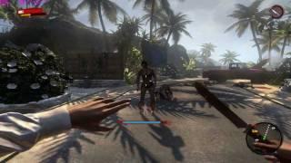 Dead Island PC Gameplay Max Settings GTX 570 HD