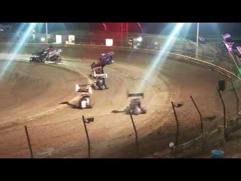 Lemoore Raceway 8/11/18 Restricted Main 1