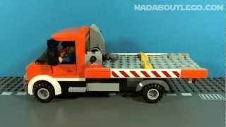LEGO CITY FLATBED TRUCK 60017 thumbnail