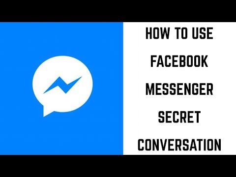How To Use Facebook Messenger Secret Conversation