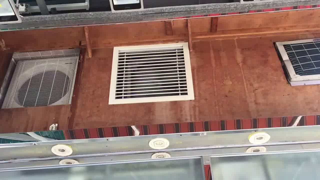 Commercial Air Intake : Windy brand industrial commercial duty fresh air intake