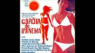 Garota de Ipanema - O Filme - 1967 - Full Album