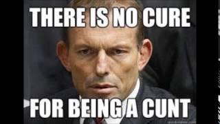 Tony Abbott by Donger Darcy