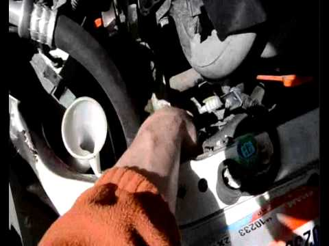 Howto Replace Alternator Honda Fit 2007 aka first gen YouTube