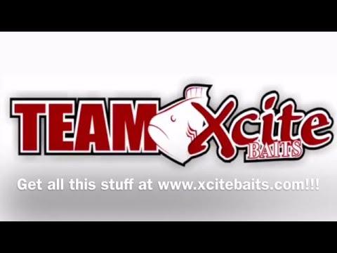 Xcite Baits Unboxing!!!