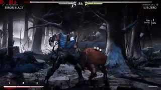 Mortal Kombat X GTX 770+i7 3770/MAX settings 1080p Gameplay