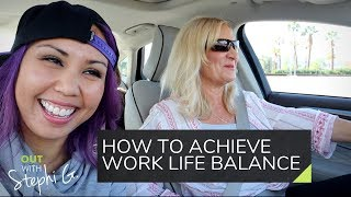 Gambar cover WORK LIFE BALANCE and Tips for Time Management Ep.9