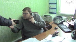 Помощник прокурора задержан за взятку