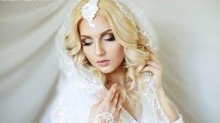 Bridal makeup Свадебный макияж Мехенди