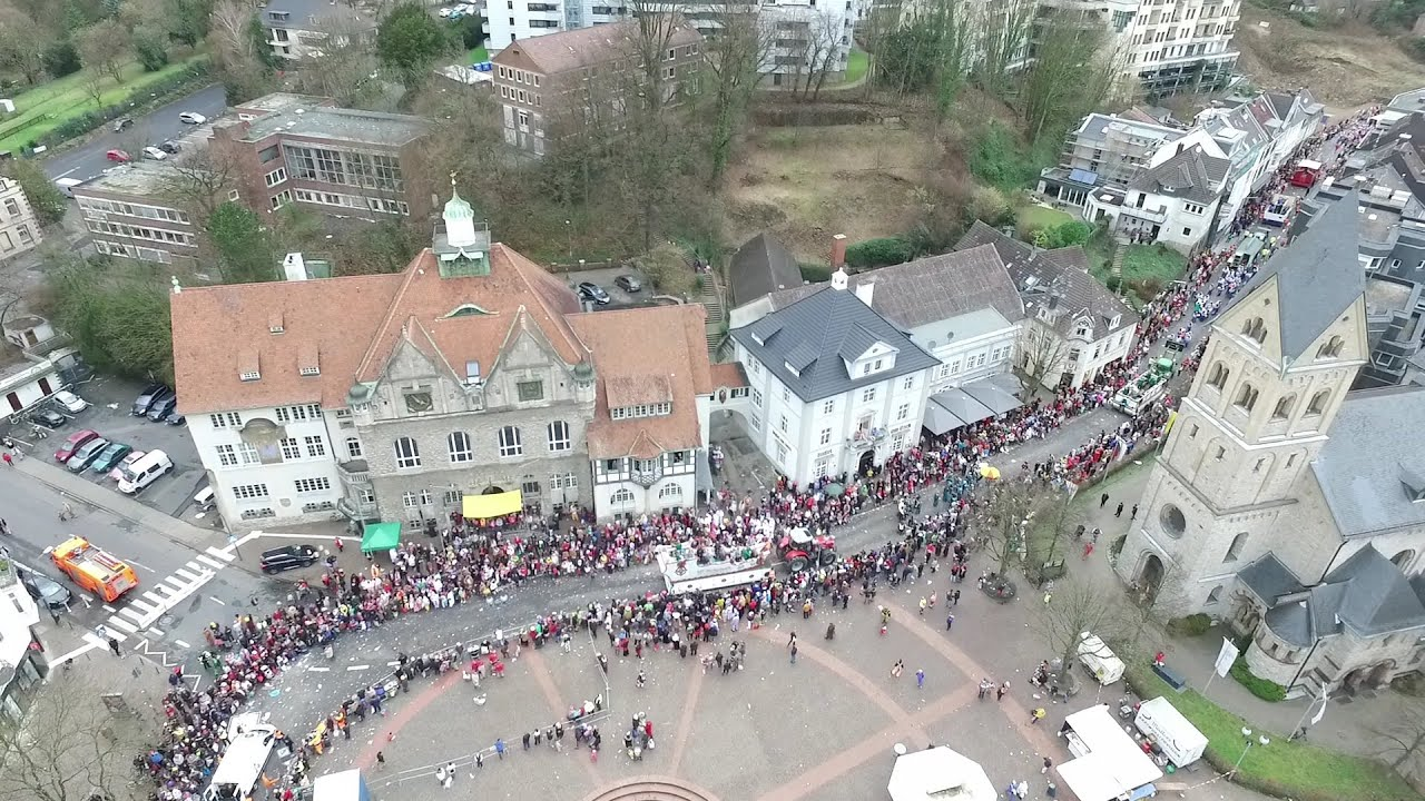 bergisch gladbach karneval 2016 drone phantom 3 youtube. Black Bedroom Furniture Sets. Home Design Ideas