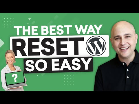 How To Reset WP Back To Default - Easiest Way To WP Reset For WordPress Websites