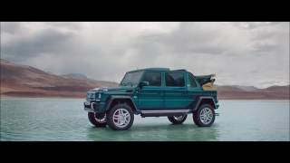 Mercedes Benz G650 landaulet Maybach