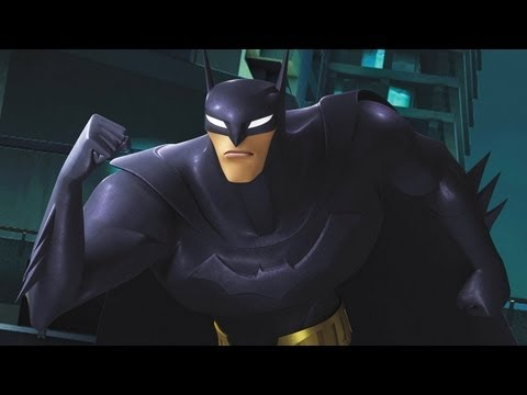 Beware The Batman  Anthony Ruivivar   ComicCon 2013