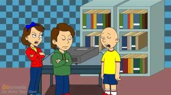 goanimate caillou gets grounded tvaction info