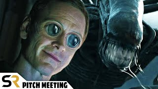 Alien: Covenant Pitch Meeting
