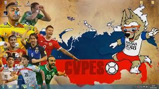 COMO BAIXAR INSTALAR PATCH CVPES8 CONMEBOL 5.0! PES2008!