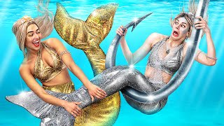 Gold Vs Silver Mermaids