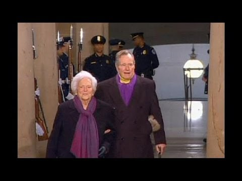 Barbara Bush: Across Twitter, well wishes pour in for ailing former first lady
