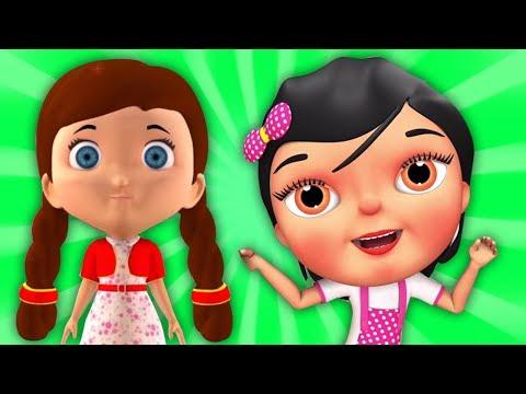 Meri Gudiya   मेरी गुड़िया   Hindi Rhymes For Children   Hindi Balgeet