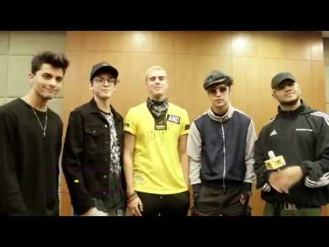 CNCO live in Malaysia | Pop Express