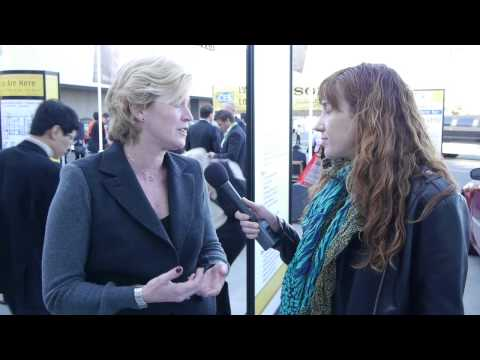 CES 2013 Interview with Lisa Donohue, CEO of Starcom USA