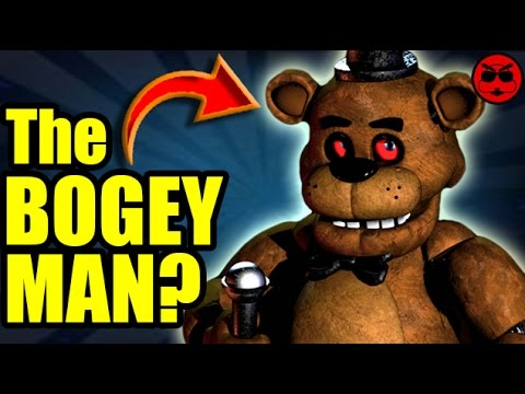Thumbnail: 5 Reasons FNAF is about The Bogeyman - Culture Shock
