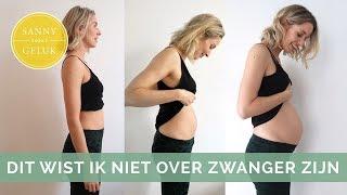 15 dingen die ik écht niet wist over zwanger zijn?! Sanny zoekt Geluk