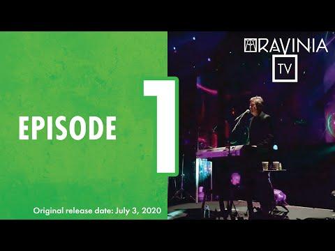 RaviniaTV: Episode 1 | Ramsey Lewis, CHICAGO, Melissa Forman, HPHS Graduation.