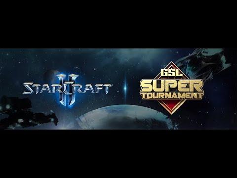 [ENG] 2018 GSL Super Tournament II Ro.4-Finals