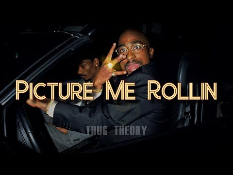 2Pac - Picture Me Rollin | Stainless Type Beat | Oldschool West Coast Beat Hip Hop Instrumental 2019