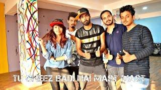 Tu Cheez Badi Hai Mast | Hip Hop | Dance Choreography