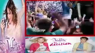"""Violetta 3 - Leon y Los chicos cantan """"Mi Princesa"""" (Show) - Capítulo 60 (HD)"""