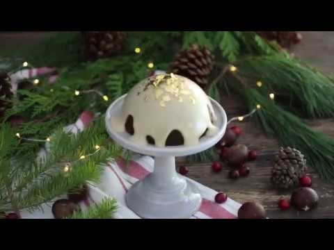 How To Make A Chocolate Christmas Pudding