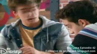 Soy luna capitulo 42  2/4