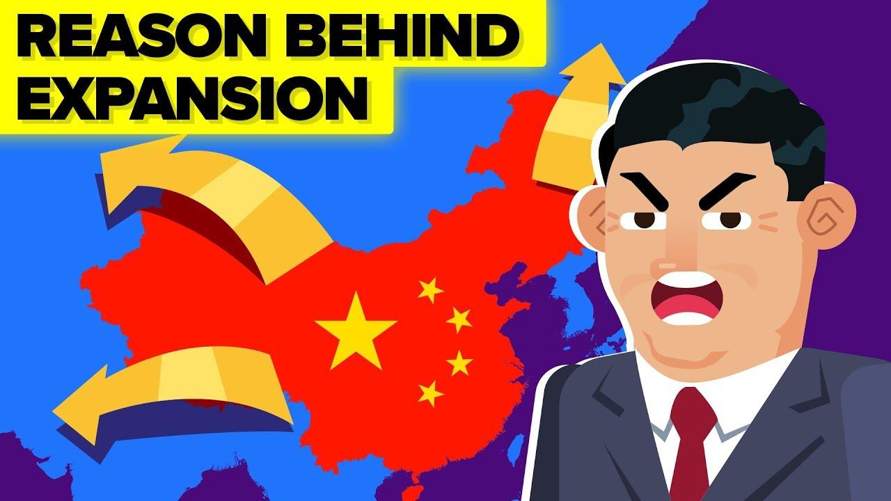 Real Reason Why China Wants To Expand