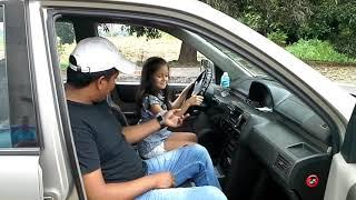 Aprendiendo a conducir con José