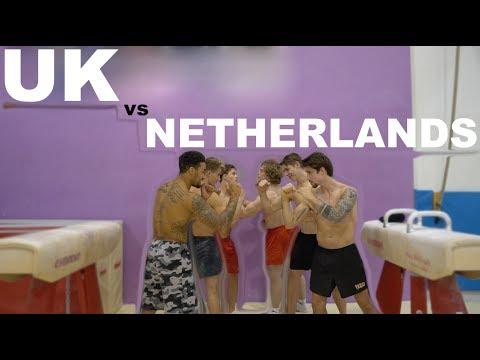 UK vs Netherlands Challenge!