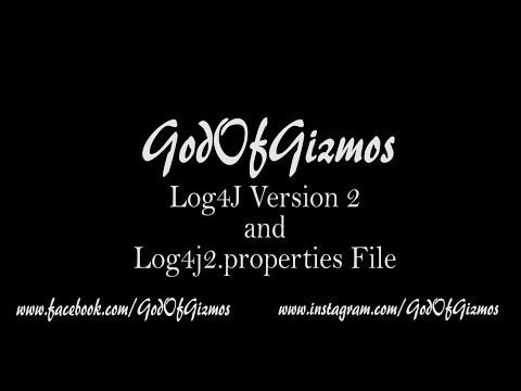 log4j2-setup-using-log4j2.properties-file