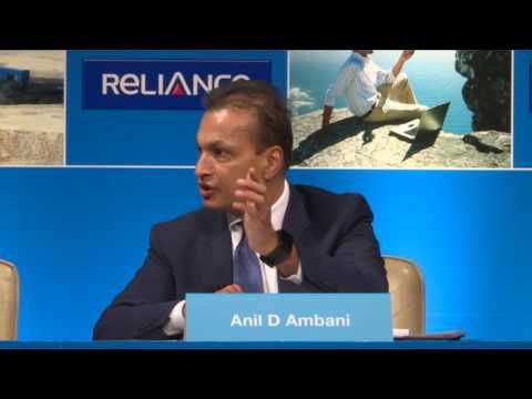 Chairman Mr. Anil Ambani's speech at the Reliance Infrastructure Annual General Meeting 2016